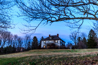 House on a Hill, Milbrook, NY