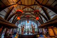 Lobby, Kidani Village at Disney's Animal Kingdom Lodge