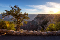 Sunrise at South Rim, Grand Canyon