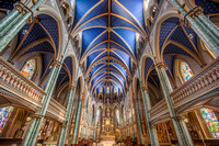 Ottawa's Notre Dame Cathedral