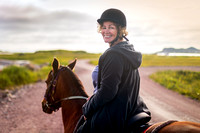 Horseback Riding in Saint Pierre