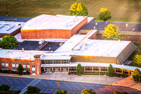 Saratoga Springs High School from Above