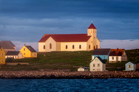 L'Île aux Marins at Dusk, Saint Pierre and Miquelon