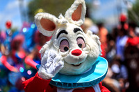 White Rabbit, Festival of Fantasy Parade, Magic Kingdom