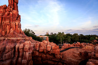 Big Thunder Mountain Railroad, Magic Kingdom