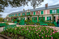 Home of Claude Monet, Giverny, France