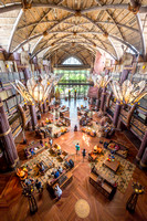 The Magnificent Lobby of Disney's Animal Kingdom Lodge