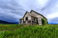Abandoned Schoolhouse, Swan Valley, ID
