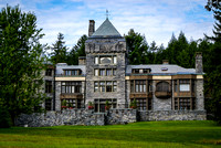 Yaddo Mansion in Summer, Saratoga Springs