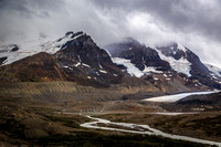 Columbia Icefield, Jasper National Park