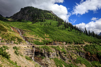 Going-to-the-Sun Road, Glacier National Park