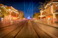 Main Street USA, Disneyland, California