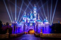 Sleeping Beauty Castle, Disneyland, California