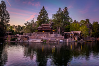 Rivers of America, Disneyland, California