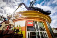 Lego Store, Downtown Disney, Disneyland, CA