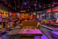 Central Perk Set from Friends, Warner Brothers Studios, Burbank, CA