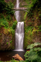 Multnomah Falls, Columbia River Gorge, OR