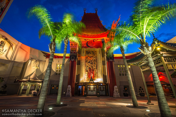 Photography by Samantha Decker | Disney's Hollywood Studios