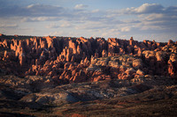 Hoodoos, Arches National Park