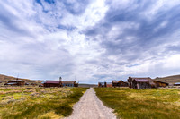 Main Street, Bodie Ghost Town