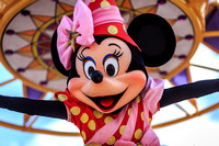 Minnie Mouse, Festival of Fantasy Parade, Magic Kingdom
