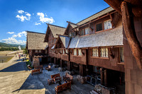 Old Faithful Inn, , Yellowstone National Park