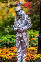 Central Park Mime, New York City